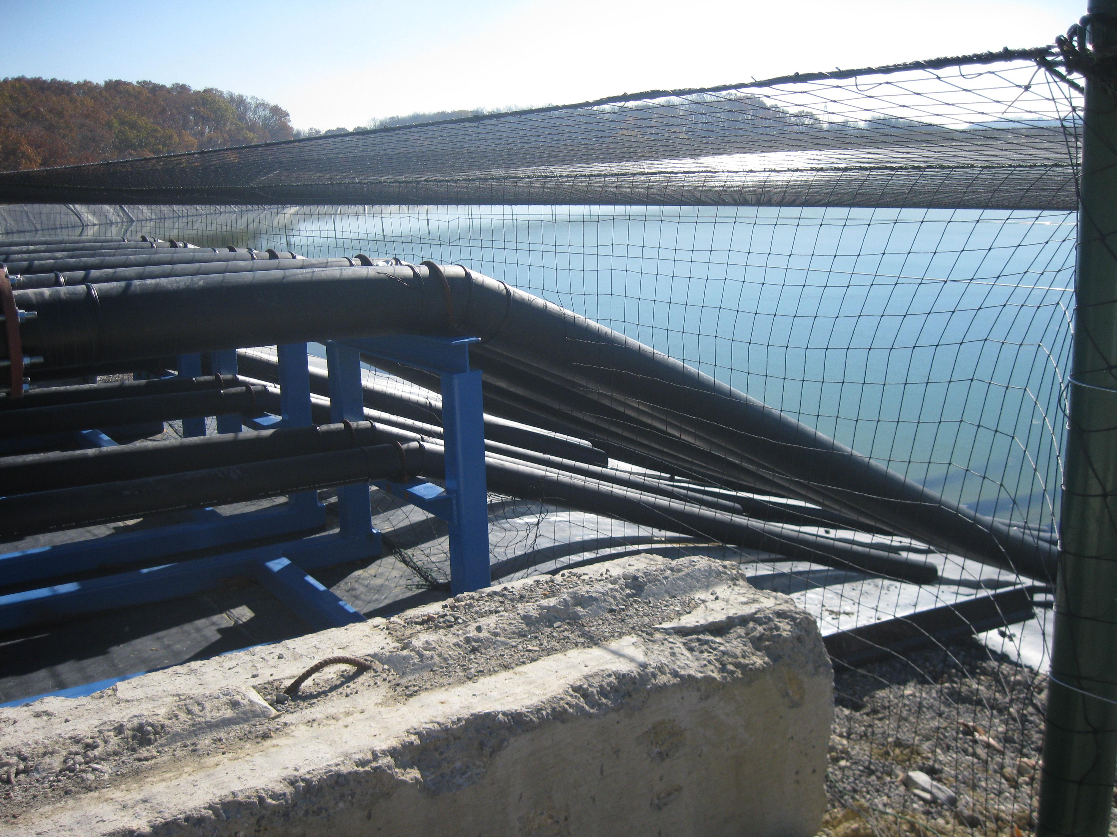 MBTA Netting Project – Pennsylvania B