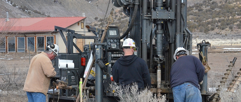 Western Colorado Geotechnical Drilling