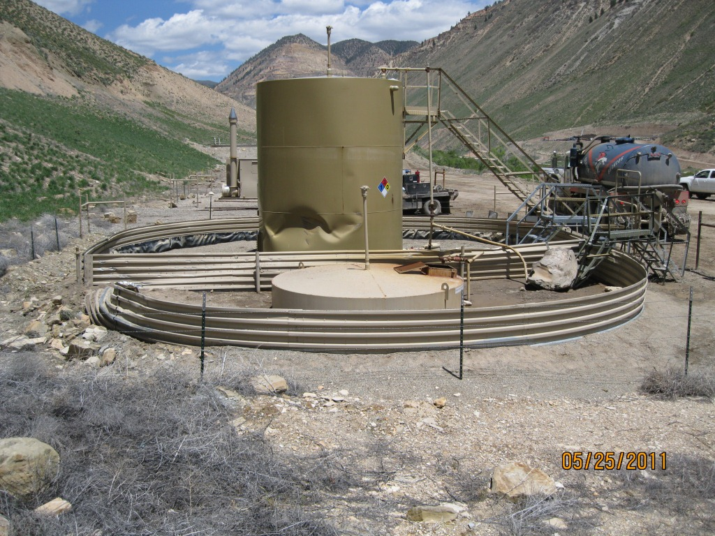 Produced Water Release Bioremediation Project Colorado