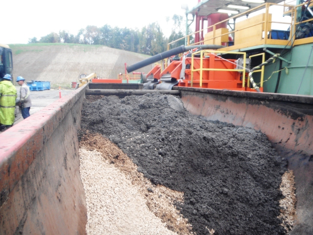 Marcellus Shale Waste Disposal