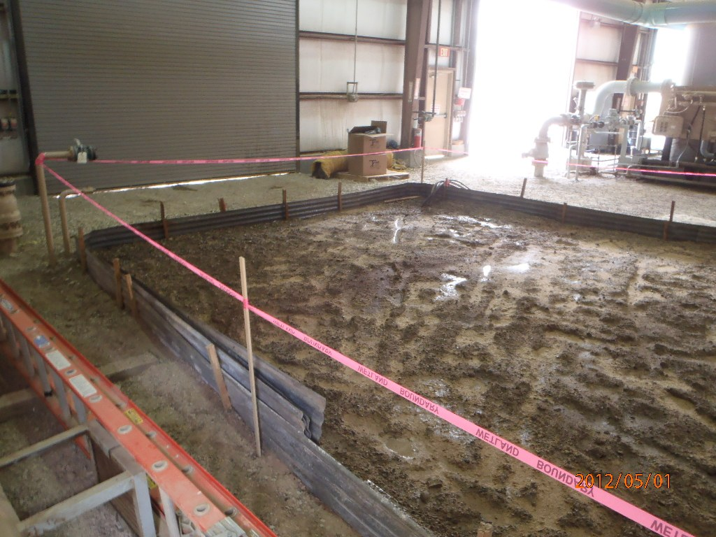 Compressor Station Oil Release Bioremediation Project – Colorado