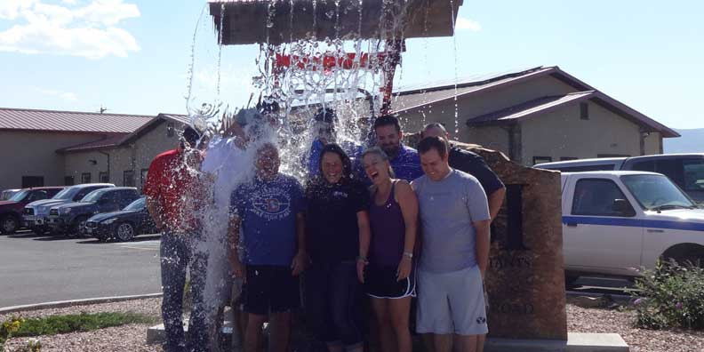 HRL Takes On The ALS Challenge
