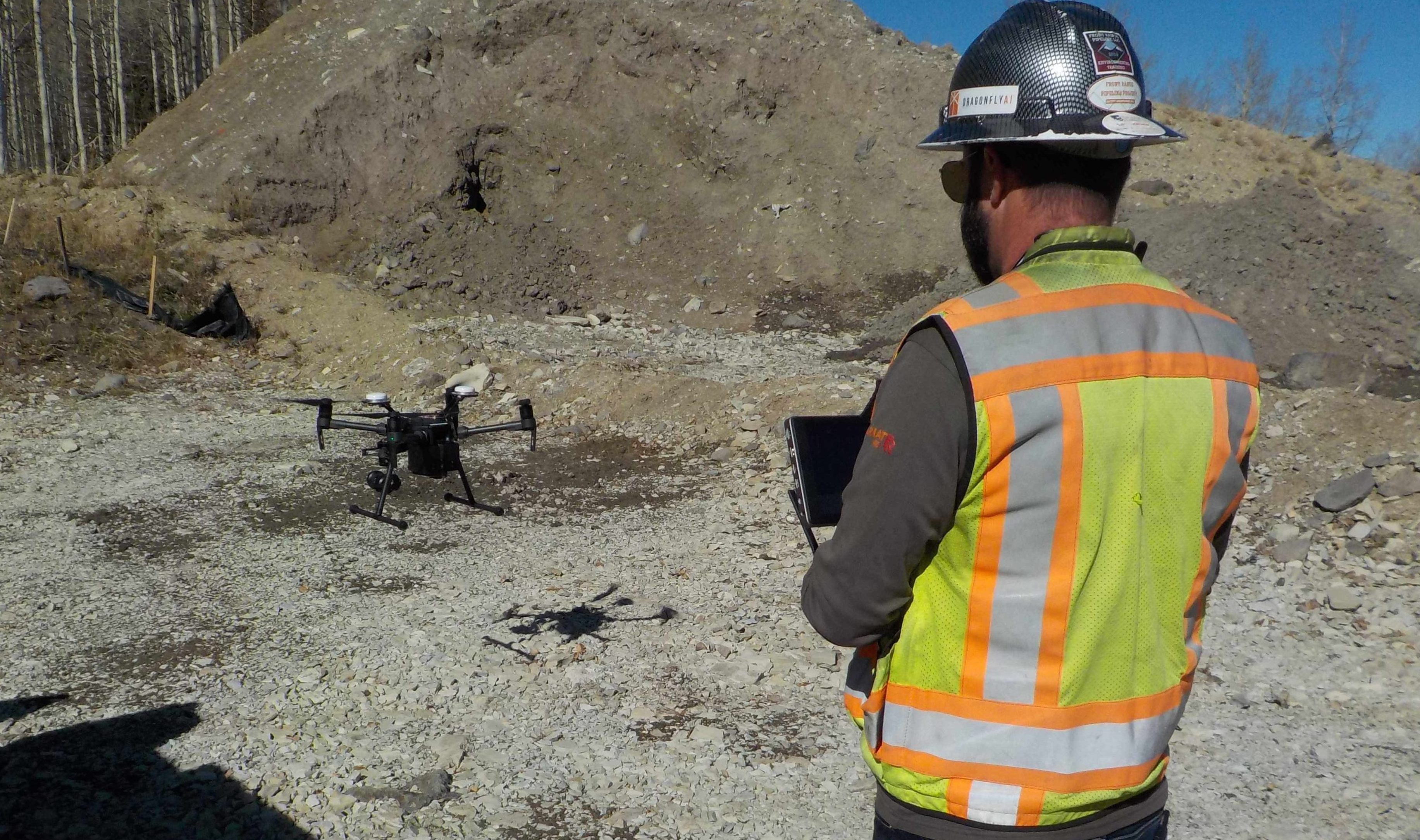 Unmanned Aerial Systems in the Mining Industry